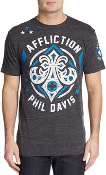 Affliction Men's Davis Authority Jersey Tee