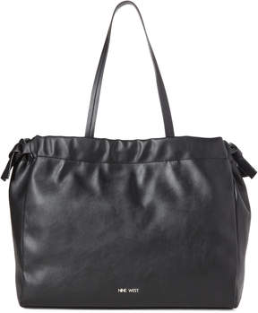 Nine West Black Krystyna Tote