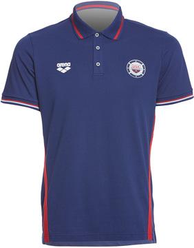 Arena Unisex National Team Short Sleeve Polo 8163844