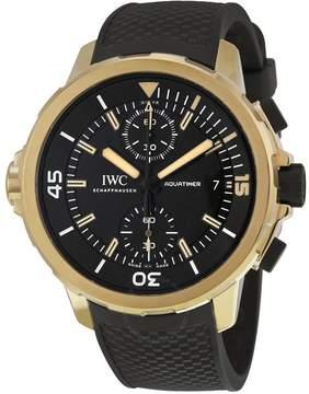 IWC Aquatimer Chronograph Expedition Charles Darwin Men's Watch