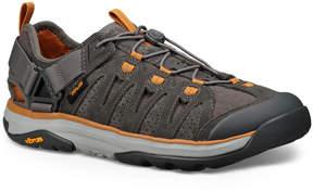 Teva Charcoal Gray Terra-Float Active Lace Nubuck Shoe - Men
