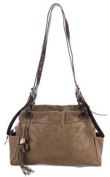 Henry Beguelin Soft Leather Shoulder Bag