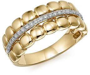 Bloomingdale's Diamond Band in 14K Yellow Gold, .15 ct. t.w.