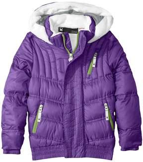 Spyder Bitsy Sybil Puffy Jacket Girl's Coat