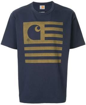 Junya Watanabe MAN x Carhartt printed T-shirt