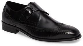 Kenneth Cole New York Men's Design Monk Strap Shoe