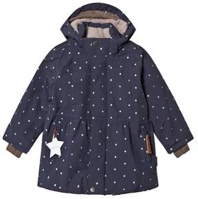 Mini A Ture Blue Nights Viola K Jacket