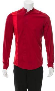 Balenciaga 2011 Woven Shirt w/ Tags