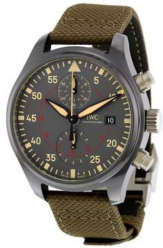 IWC Pilot Automatic Anthracite Dial Men's Watch
