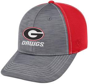 Top of the World Adult Georgia Bulldogs Upright Performance One-Fit Cap