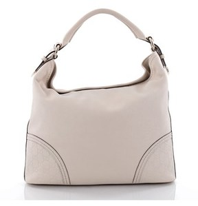 Gucci Pre-owned: Signoria Hobo Leather Large. - NEUTRAL - STYLE