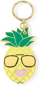 Henri Bendel Pineapple Bag Charm