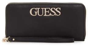 GUESS Felix Large Zip-Around Wallet