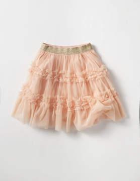 Boden Ruffle Tulle Skirt