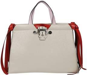 Paula Cademartori Rachel Chic Crease Shoulder Bag