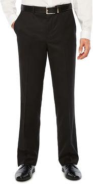 Jf J.Ferrar Stripe Stretch Slim Fit Suit Pants - Slim