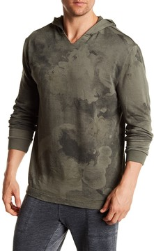 Alternative Camouflage Drop Shoulder Hoodie