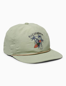 Lucky Brand CALIFORNIA PRINTED HAT