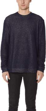 Naked & Famous Denim Slim Double Faced Sweater