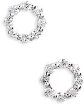 Bony Levy Women's Simple Obsessions Diamond Stud Earrings (Nordstrom Exclusive)