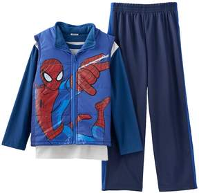 Spiderman Kohl's Ultimate Vest & Pants Set - Toddler Boy