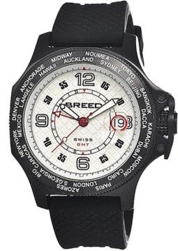 Breed Columbus Gmt Swiss Watch.