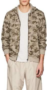 ATM Anthony Thomas Melillo Men's Camouflage Cotton Terry Hoodie