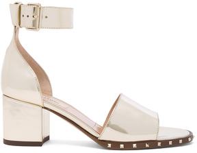 Valentino Leather Soul Rockstud Sandals