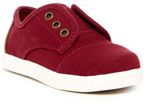 Toms Paseo Hook-and-Loop Sneaker (Baby, Toddler, & Little Kid)