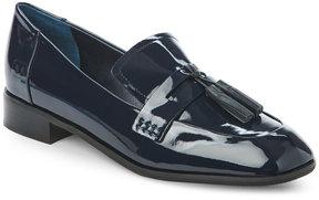 Tahari Deep Navy Tina Patent Loafers