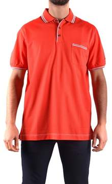 Paul & Shark Men's Red Cotton Polo Shirt.