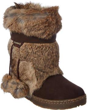 BearPaw Women's Exotics Tama Ii Suede Boot