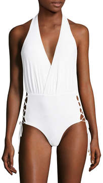6 Shore Road Women's Shoreline One Piece Swimsuit