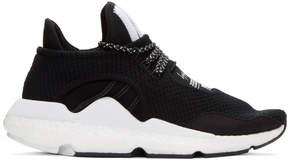 Y-3 Black Saikou Boost Sneakers