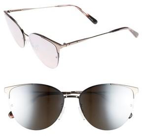 Bobbi Brown Women's The Crystal 57Mm Cat Eye Sunglasses - Dark Ruthenian