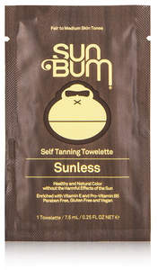 Sun Bum Sunless Tanning Towelettes