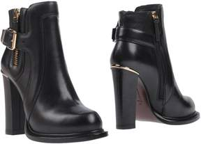 Couture GIANNI RENZI Ankle boots
