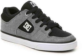 DC Boys Pure TX Youth Sneaker