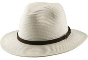 Scala Men's Ms269 Braided Safari Hat.