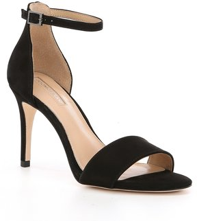 Antonio Melani Pierrson Nubuck Leather Dress Sandals