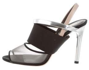 Reed Krakoff Multistrap Mesh Sandals