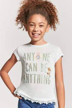 Forever 21 Girls Zootopia Graphic Tee (Kids)