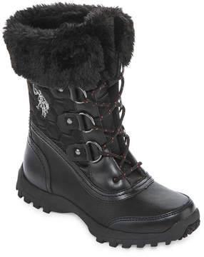 U.S. Polo Assn. Artic Womens Lace Up Boots