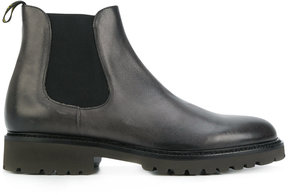 Doucal's fitted Chelsea boots