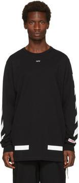 Off-White Black Diagonal Arrows T-Shirt