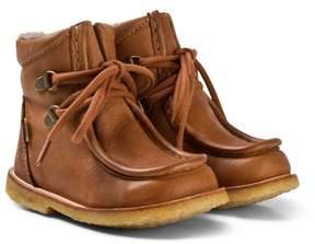 Bisgaard Cognac Boots