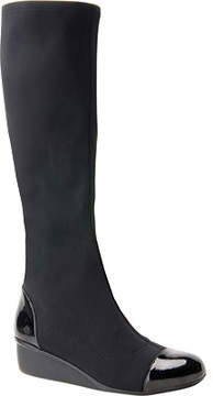 Ros Hommerson Ebony Knee High Boot (Women's)