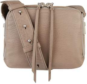 AllSaints Leather Vincent Cross Body Bag