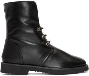 Giuseppe Zanotti Black Look Boots