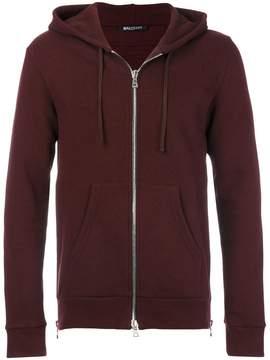 Balmain classic zip hoodie